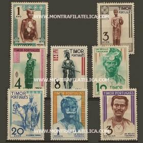 1948 - Tipos Indígenas 1º...