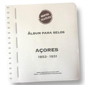 Álbum das Colónias AÇORES +...
