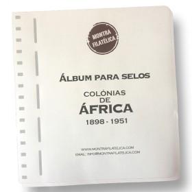 Álbum das Colónias ÁFRICA...