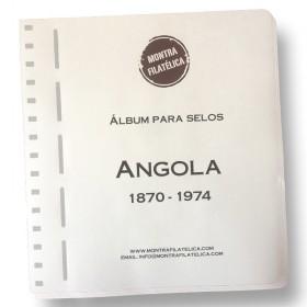 Álbum das Colónias ANGOLA...