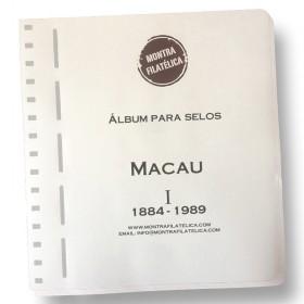 Álbum das Colónias MACAU I...