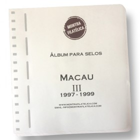Álbum das Colónias MACAU...