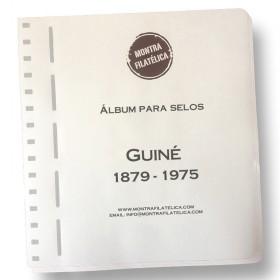 Álbum das Colónias GUINÉ...