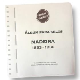 Álbum das Colónias MADEIRA...