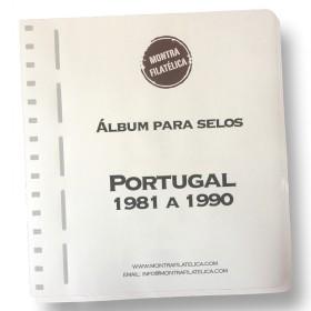 Álbum Portugal anos de 1981...