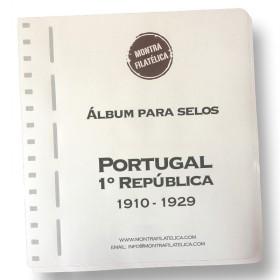Álbum Portugal 1º República...