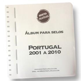 Álbum Portugal anos de 2001...