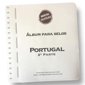 Álbum Portugal 2º Parte sem...
