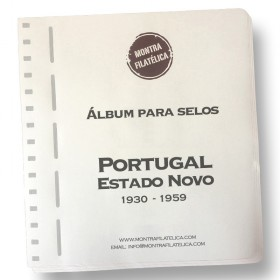 Álbum Portugal Estado Novo...