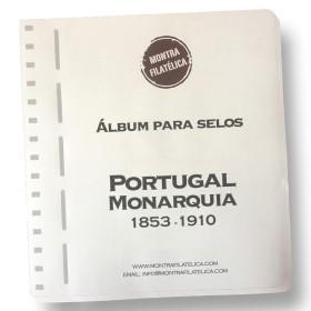 Álbum Portugal Monarquia...