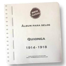 Álbum das Colónias QUIONGA...
