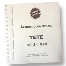 Álbum das Colónias TÉTE com...