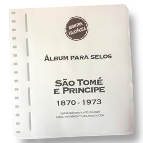 Álbum das Colónias S.TOMÉ E...