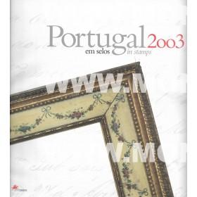 2003 Portugal em selos