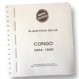 Álbum das Colónias CONGO...