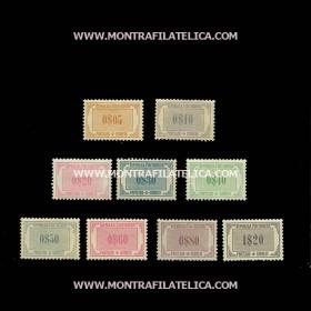 1932/1933 - Tipo Etiqueta -...