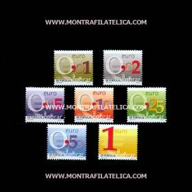 2002 - Símbolo do Euro...