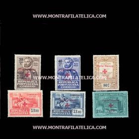1929 - Selos do 4º...