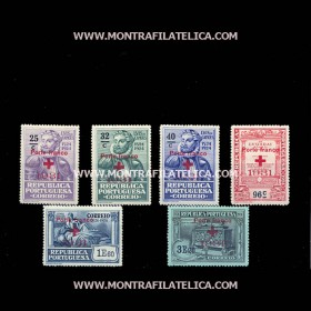 1931 - Selos do 4º...