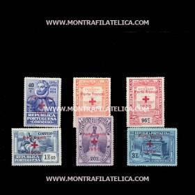 1930 - Selos do 4º...