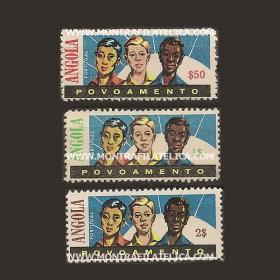 1962 - Povoamento Homens de...