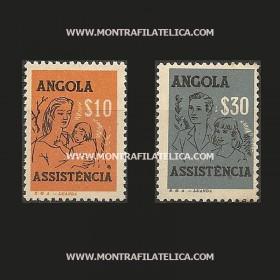 1958 - Assistência  Mãe e...